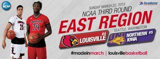 2015 NCAA Third Round Matchup