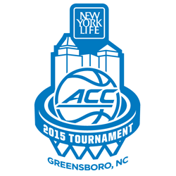 2015 ACC Tournament Logo