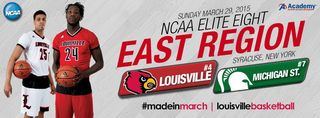 2015 NCAA Elite Eight Matchup